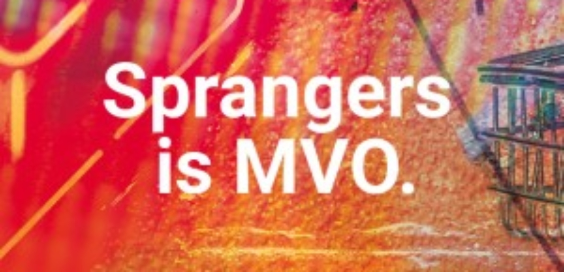 Sprangers is MVO